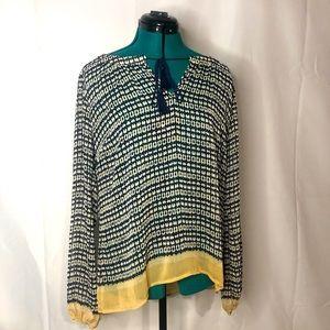 ROSE & OLIVE • blouse • like new